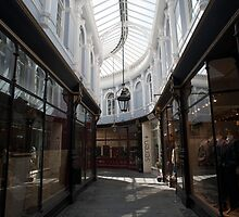 cardiff morgan arcade by photoeverywhere