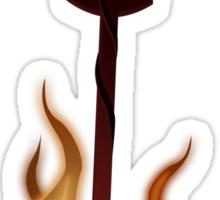 Bonfire! Sticker