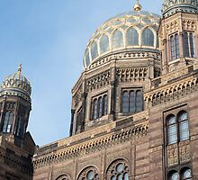 Neue Synagoge by photoeverywhere