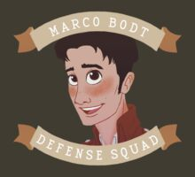 Marco Bodt Defense Squad by maggins