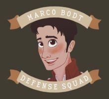 Marco Bodt Defense Squad by maggins