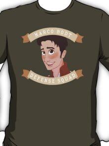 Marco Bodt Defense Squad T-Shirt