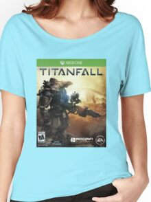 Titanfall Xbox One Tshirt Women's Relaxed Fit T-Shirt