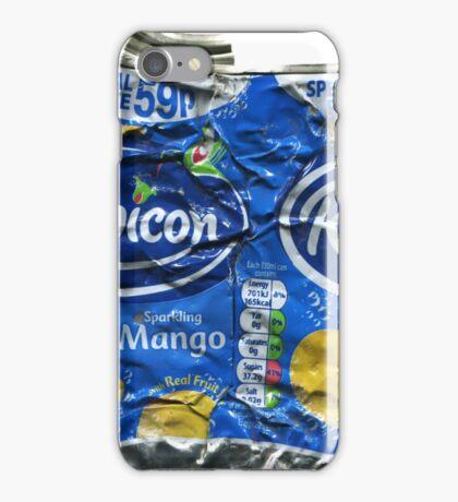 Rubicon Mango - Crushed Tin iPhone Case/Skin