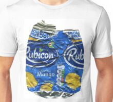 Rubicon Mango - Crushed Tin Unisex T-Shirt