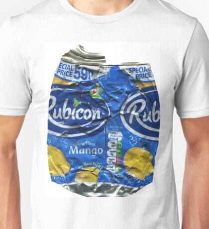 Rubicon Mango - Crushed Tin Unisex T-Shirt