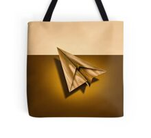 Paper Airplanes of Wood 1 Tote Bag