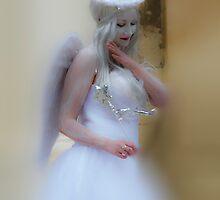 Carneval Angel by Mark Grech