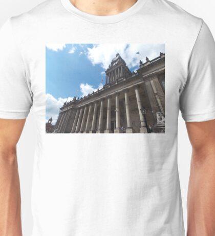 Leeds Town Hall Unisex T-Shirt
