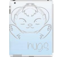 Sketchy Hugs iPad Case/Skin