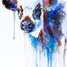 Cow by Slaveika Aladjova