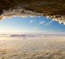Ice Cave, Apostle Islands,WI by Michael Treloar