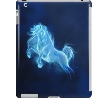 Horse Patronus Charm iPad Case/Skin