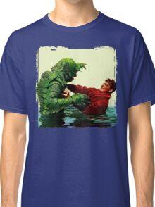 The Creature's Battle Royal Classic T-Shirt