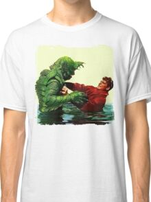 The Creature's Battle Royal Classic T-Shirt