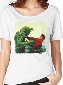 The Creature's Battle Royal Women's Relaxed Fit T-Shirt