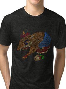 Obesulus Tornadus Tri-blend T-Shirt