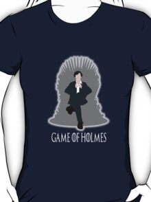 Game of Holmes T-Shirt