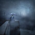 In lonely cities live lonely men by Adrian Donoghue