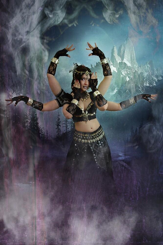 Kali by Dave Godden