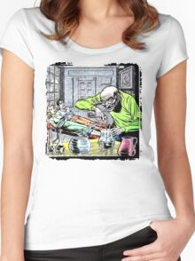 Mad Doctor at Play Women's Fitted Scoop T-Shirt