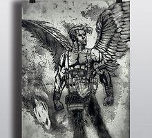 warrior by jimmylandaburu