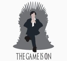 The Game Is On (v2) by FandomsFriend