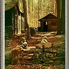 Elkmont in the Smokies 1 by Karen Stevens