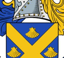 Wade Coat of Arms / Wade Family Crest Sticker