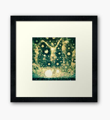 Daughters of the Rain Framed Print