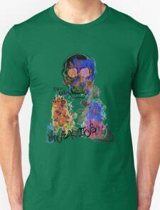 dia de los muertos. Unisex T-Shirt