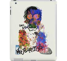 dia de los muertos. iPad Case/Skin