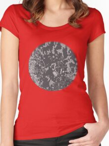 moon1 Women's Fitted Scoop T-Shirt