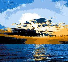 Horizon 1 by artfusions