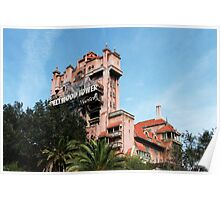hollywood studios - i - hollywood tower hotel Poster
