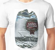 St Etienne - Crushed Tin Unisex T-Shirt