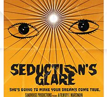 """Seduction's Glare"" - Poster by OffRedEye"