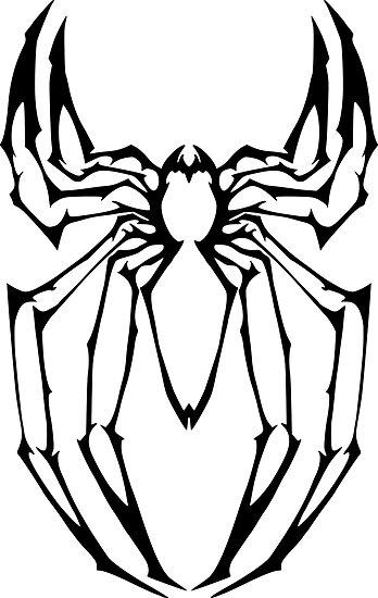Stylized Spider-Man Emblem by ChodanMusic