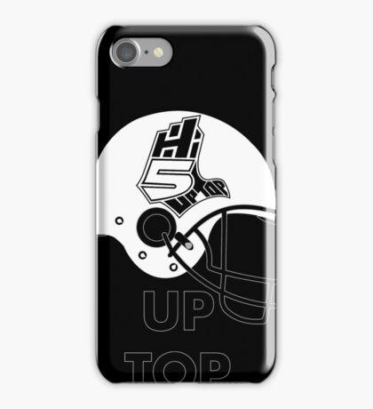 Hi-5 Up Top iPhone Case/Skin