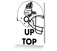 Hi-5 Up Top Greeting Card