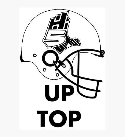 Hi-5 Up Top Photographic Print