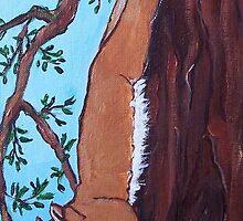 Tree Climber by Carole Chapla