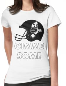 Hi-5 Up Top Gimme Some Womens Fitted T-Shirt