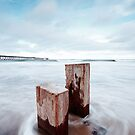 Pier and Posts by PaulBradley