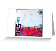 """""""Romeo and Juliet"""" Greeting Card"""