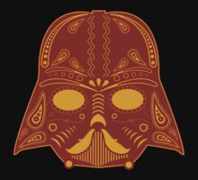 El Vader -orange/yellow T-Shirt