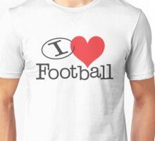 I <3 Football Unisex T-Shirt