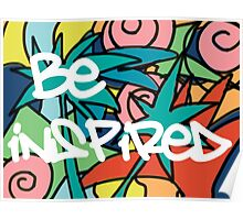 Be Inspired Poster