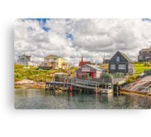 Wharf Hags Canvas Print