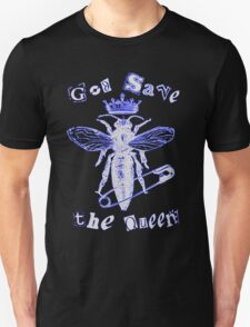 God Save The Queen BW T-Shirt